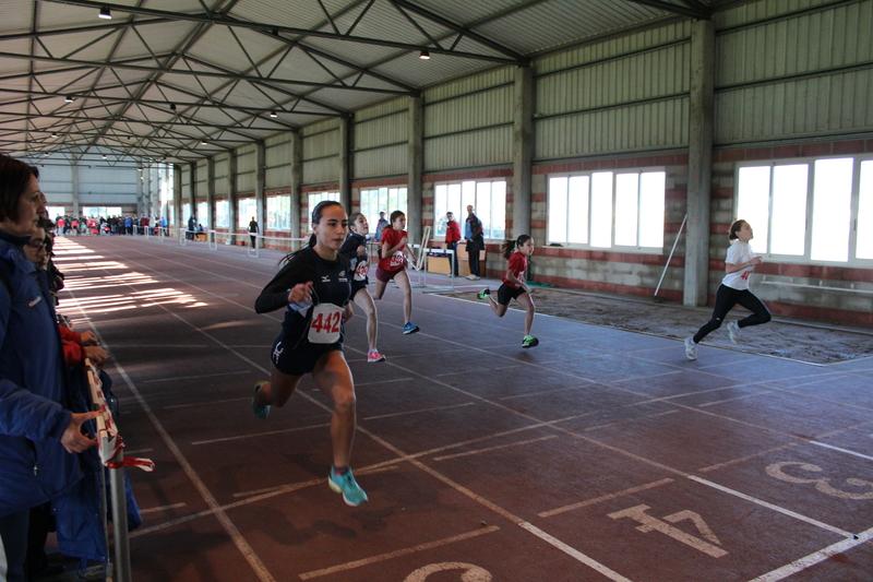 Federica Serra vince i 60 metri