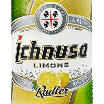 Banner Ichnusa Radler etichetta  348x348